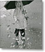 ... Another Rainy Day  Metal Print