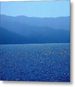 Catalina Island, #2 - Seascape, 1978 Metal Print