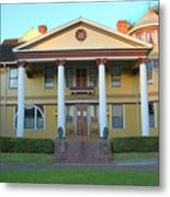 Dr. Phillips' Bed-and-breakfast Guesthouse In Orlando Metal Print