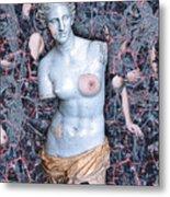 Femininity Metal Print