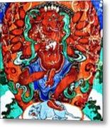 Ganapati  11 Metal Print