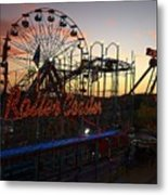 Holiday World 2 Metal Print