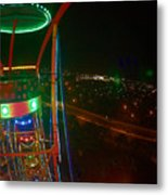 Holiday World 5 Metal Print