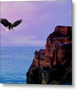 I'm Free To Fly Metal Print