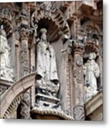 Lima Peru Church II Metal Print