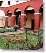 Lima Peru Garden Metal Print