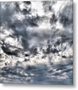 Mental Seaview Metal Print