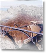 Mike O'callaghan Pat Tillman Memorial Bridge Metal Print