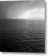 Molokai Channel Metal Print