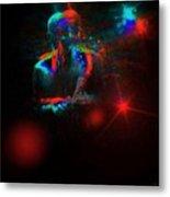 Kenny Garrett 5tet, Music Instrument Trumpet Sax Trombon  Metal Print
