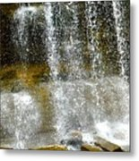 Rock Glen Falls Iphone 6s Metal Print