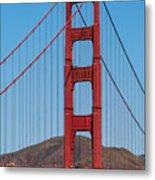 San Fransisco Bay Bridge Metal Print