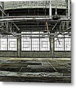 The Factory Metal Print