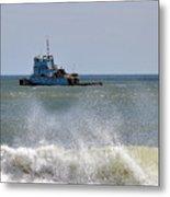 Tugboat Thomas D Witte Metal Print