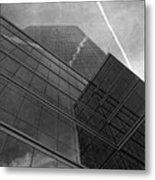 White Plains Office Building 5 Metal Print