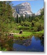 @ Yosemite Metal Print