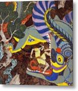 Hawthorne: Tanglewood Metal Print