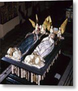 France: Tomb Of John II Metal Print