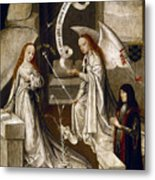 Spain: Annunciation, C1500 Metal Print