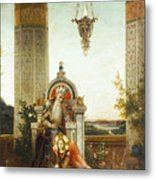 Moreau: King David Metal Print