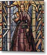 Sally Tompkins (1833-1916) Metal Print