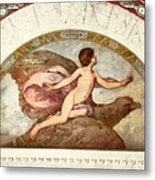 Ganymede, C1901 - To License For Professional Use Visit Granger.com Metal Print