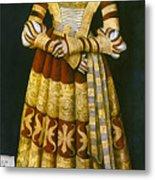 Katharina Von Mecklenburg Metal Print by Granger