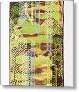 01329 Slip Metal Print