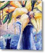01353 Daffodils Metal Print
