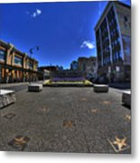 02 Plaza Of Stars Metal Print