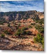 030715 Palo Duro Canyon 025 Metal Print