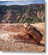 030715 Palo Duro Canyon 049 Metal Print