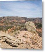 030715 Palo Duro Canyon 118 Metal Print