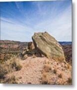 030715 Palo Duro Canyon 123 Metal Print