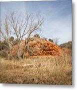 030715 Palo Duro Canyon 160 Metal Print