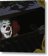 036. They All Float Down Here Metal Print