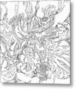 0511-3 Metal Print