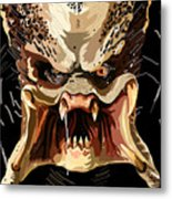 079. One Ugly Mother Metal Print