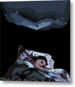 080. Sweet Dreams Metal Print