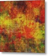 0970 Abstract Thought Metal Print