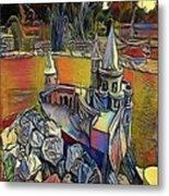 Church - My Www Vikinek-art.com Metal Print