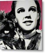 - Dorothy - Metal Print