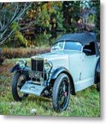1743.017 1930 Mg Top Quarter Metal Print
