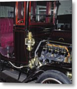 1919 Ford Model-t Metal Print