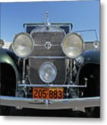 1931 Cadillac Automobile Metal Print
