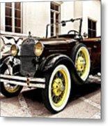 1931 Ford Phaeton Metal Print