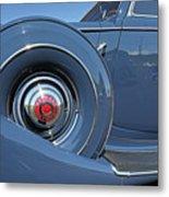 1937 Packard Automobile Metal Print