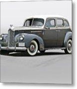 1941 Packard 120 Sedan I Metal Print