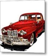 1946 Lincoln Continental Mk I Metal Print