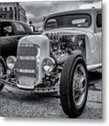 1948 Mercury Pickup Hot Rod Metal Print